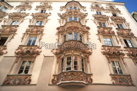 facade of the helblinghaus with baroque