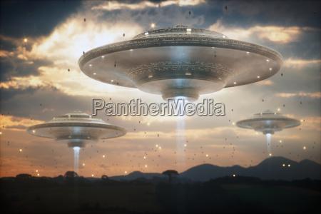 extraterrestrial, ufo, spacecraft - 25381588