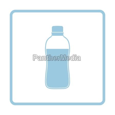 sport bottle of drink icon