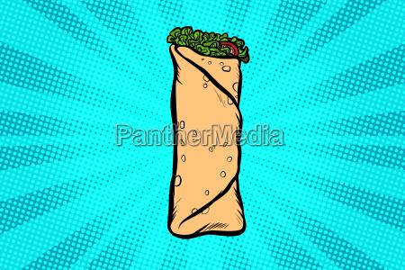 shawarma kebab doner