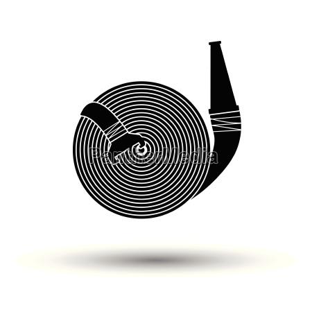 fire hose icon