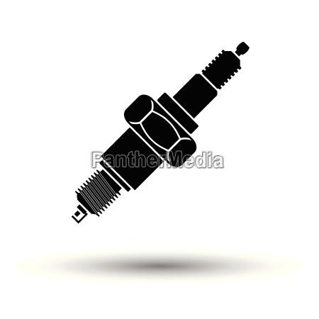 spark plug icon