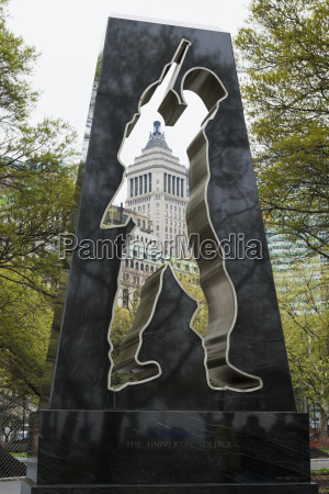 the universal soldier war memorial new