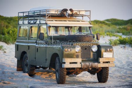 1966 series 2a land rover safari