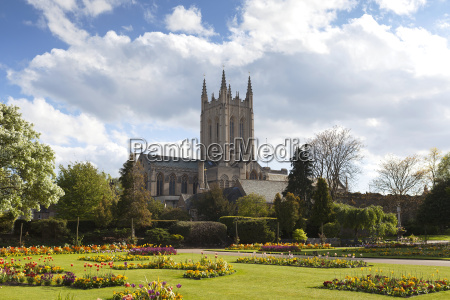 cathedral of bury st edmunds suffolk