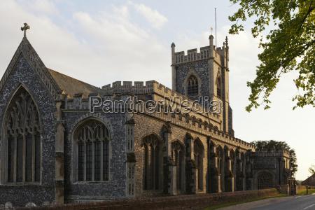 st marys church stratford st mary