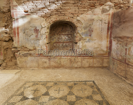 ancient stone wall decorative flooring and