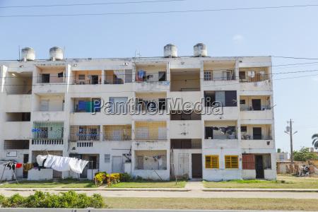 this social housing complex in cuba