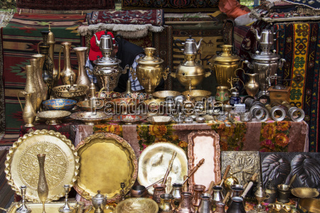 samovars armenian coffee pots and assorted