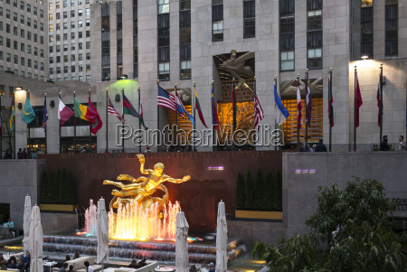 rockefeller center new york city new