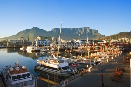 victoria wharf cape town south africa