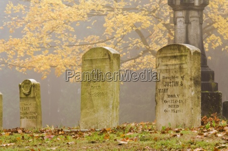 pioneer cemetery portland oregon usa