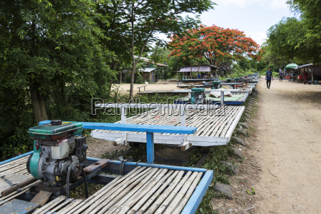 norry the bamboo train platforms at