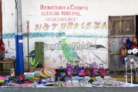 outdoor store in nicaragua