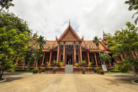 museo nacional de las artes phnom