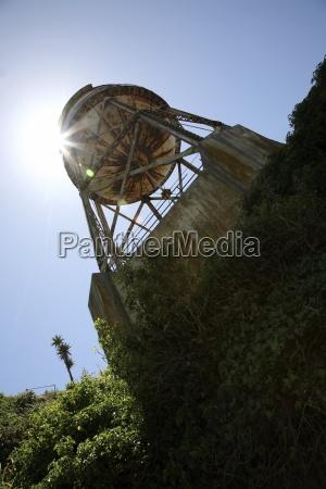 alcatraz san francisco california usa water