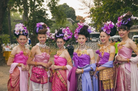 flower festival chiang mai thailand