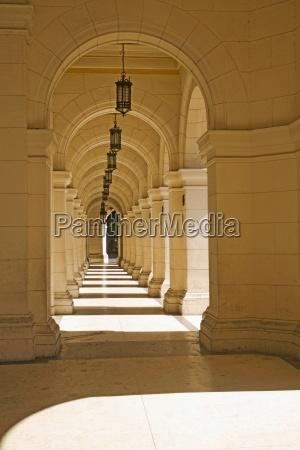 hallway havana cuba