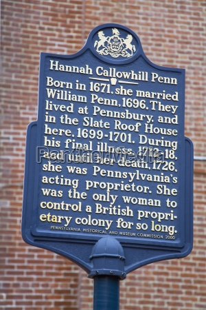 historic plaque in old city district