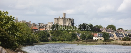 property near the waterfront northumberland england
