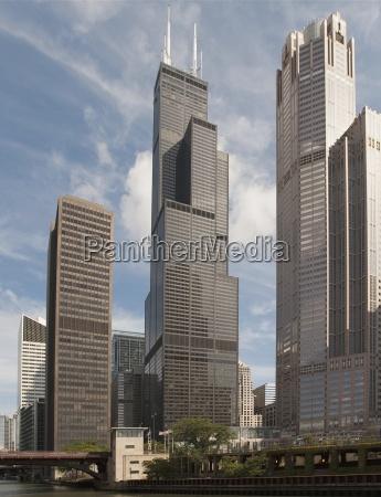 downtown, chicago, , illinois, , usa;, chicago, , illinois, - 25423612