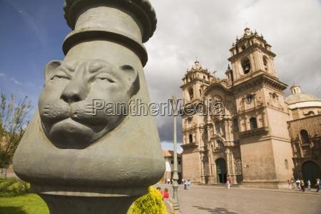 plaza, de, armas;, cusco, , peru - 25424482