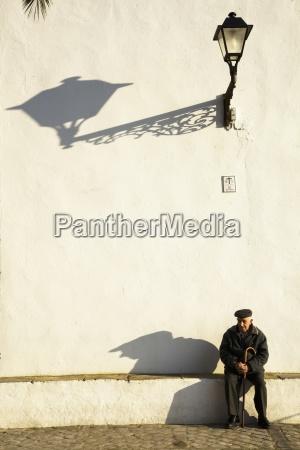 vejer de la frontera andalusia spain