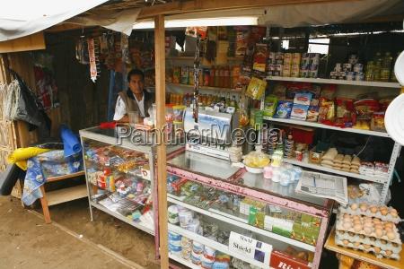 convenience store lima peru