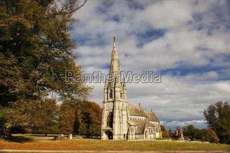 st marys church north yorkshire england