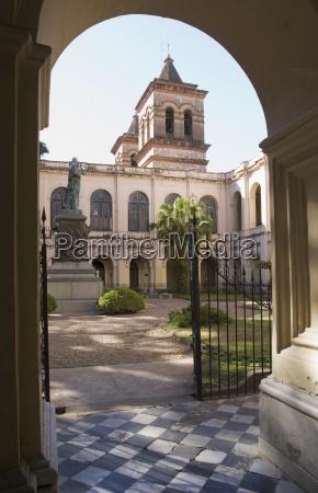 the manzana jesuitica cordoba argentina
