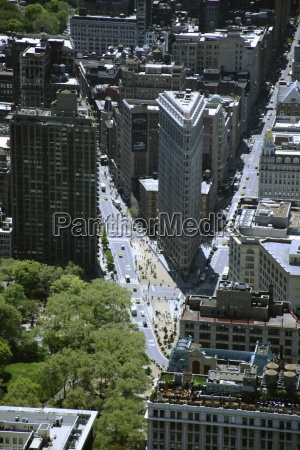 view of roads and highrises new