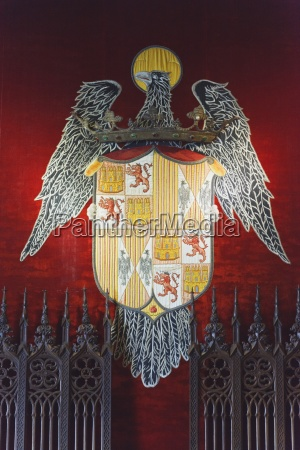 coat of arms of the catholic