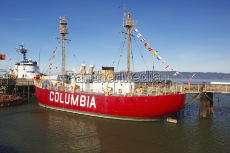 lightship columbia and columbia river maritime