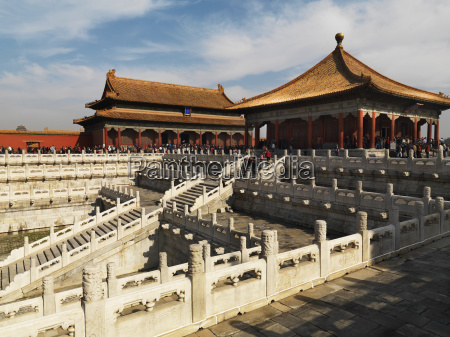 the hall of central harmony in