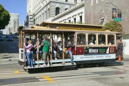 powell and mason cable car san