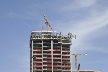 commercial building under construction istanbul turkey