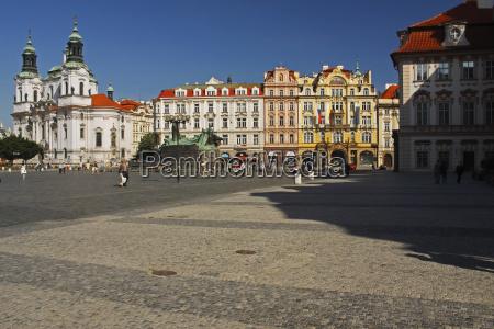 old town square or stare mesto