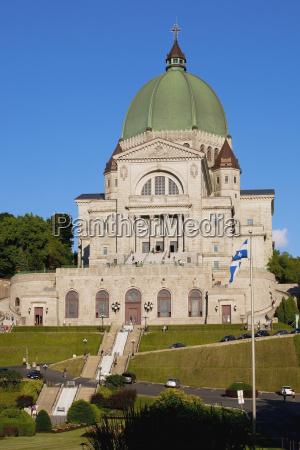 st josephs oratory montreal quebec canada