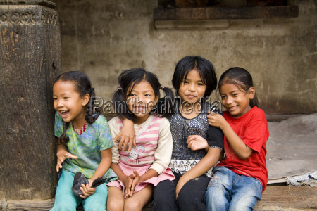 nepal kathmandu bhaktapur group of adorable