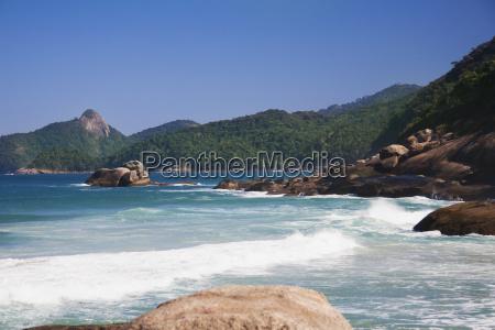brazil rio de janeiro ilha grande