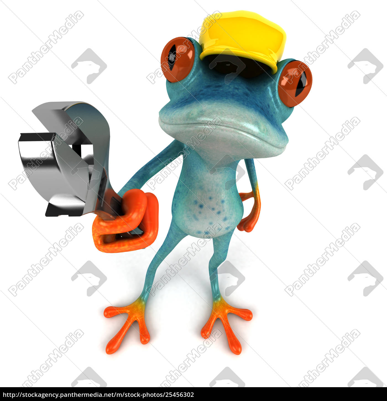 fun, frog - 25456302