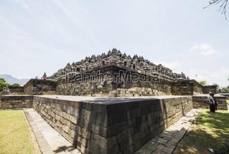 candi borobudur borobudur temple compounds central