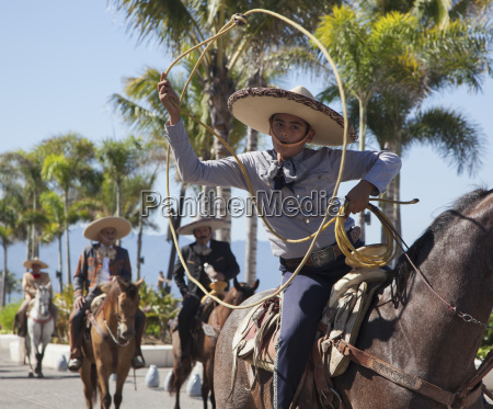 mexico specific type of mexican rodeo