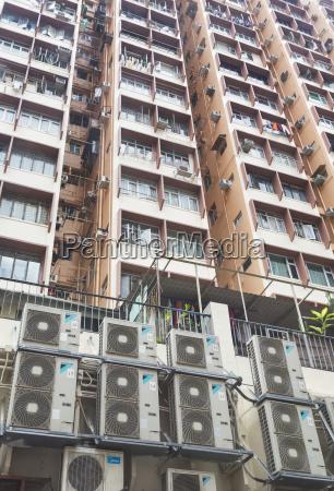 multi storey apartment block near bowrington