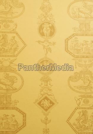 wallpaper in ashford castle county galway
