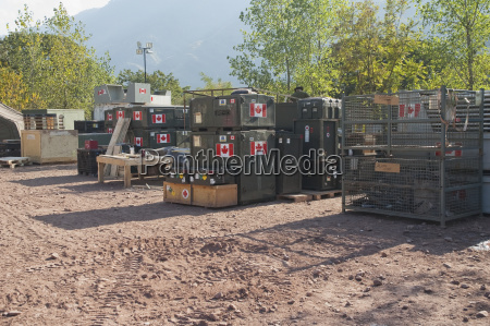 containers in canadas dart disaster assistance