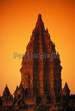 indonesia java prambanan shiva mahadeva temple