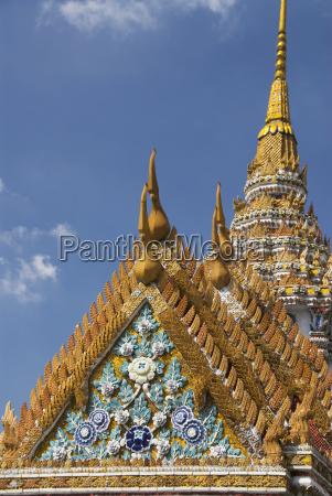 thailand, , bangkok, , wat, phra, kaeo, complex - 25467416