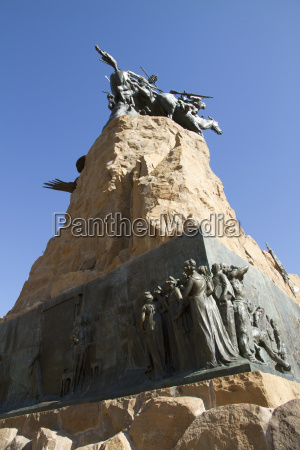 monument to the army of the