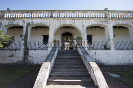 entrance to the estancia caroya provincia